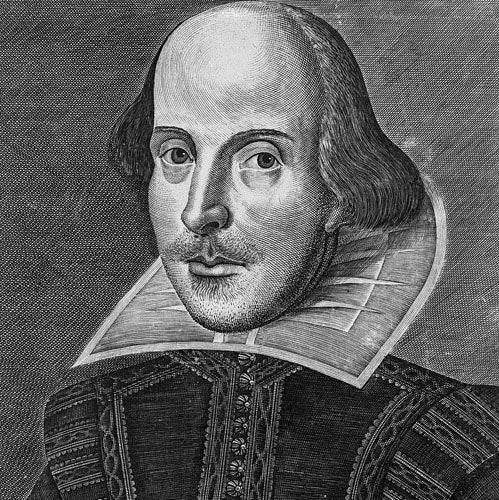Droeshout's Portrait of Shakespeare