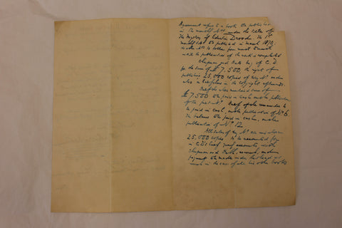 Letter from Charles Dickens to Frederick Ouvry, page 2
