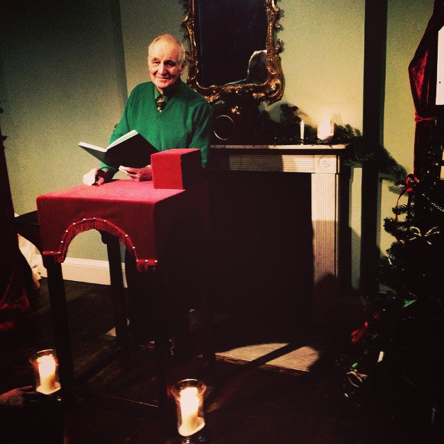 Michael Slater reading A Christmas Carol