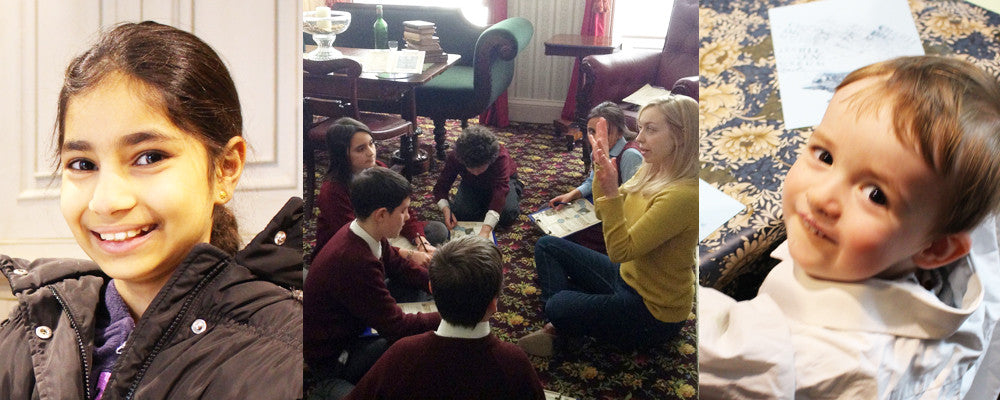 Education visits that the Charles Dickens Museum