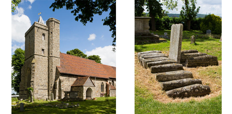 St James's Church, Cooling, Kent