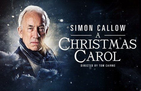 Simon Callow's A Christmas Carol