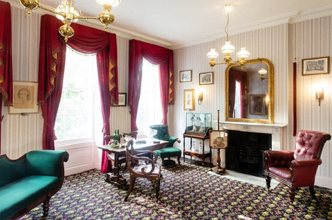 View of drawing room, Charles Dickens Museum