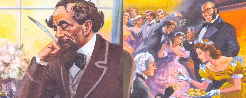 The Ladybird Life of Dickens: an illustrated adventure