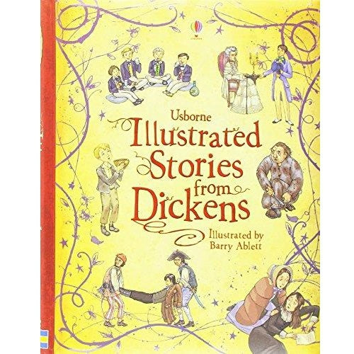 Illustrated Stories from Dickens - Usborne Edition - Charles Dickens Museum