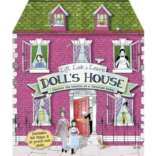 Doll's House: Lift, Look and Learn