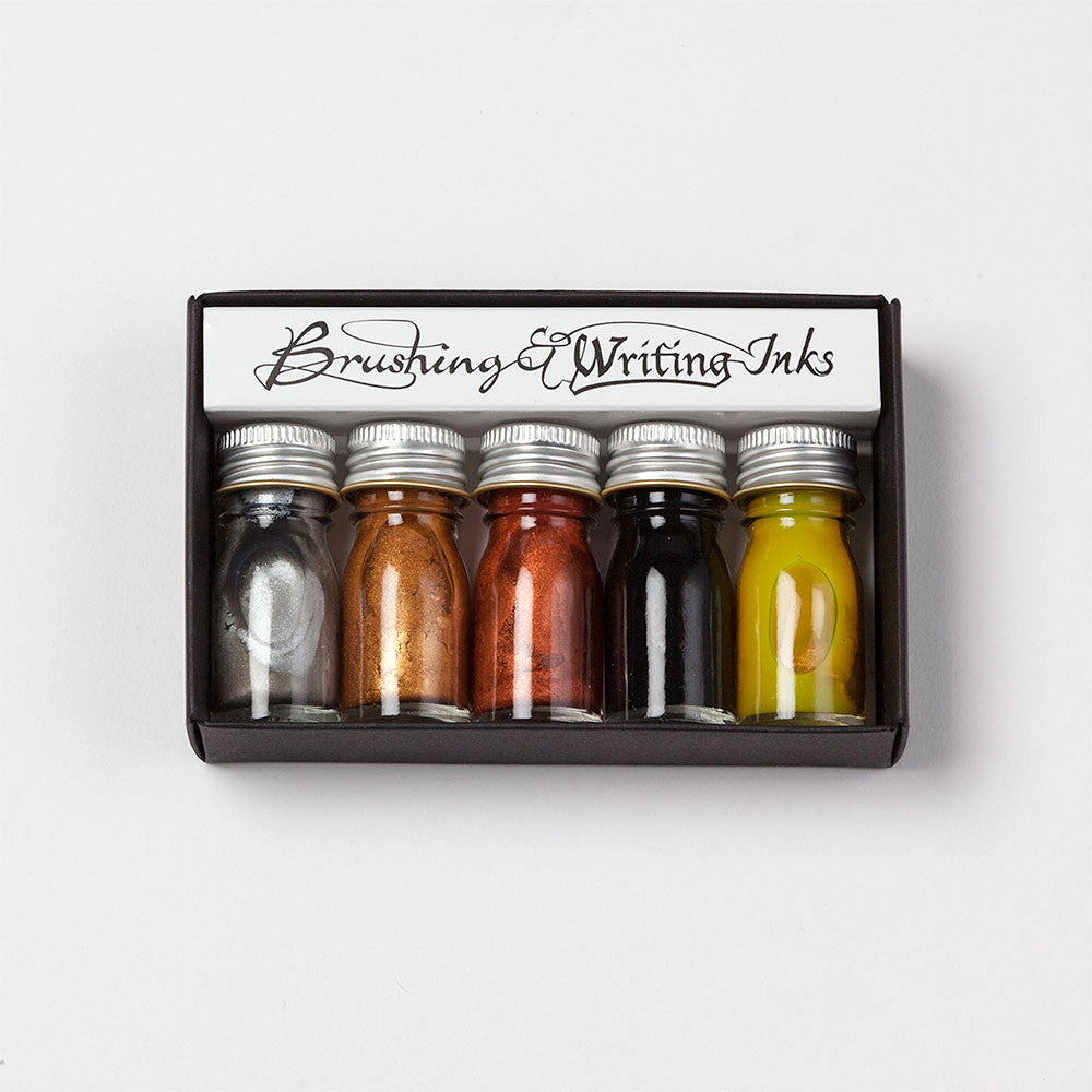 Bottled Ink Set of 5