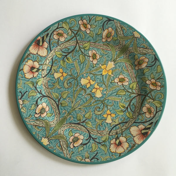 William Morris Tin Plate