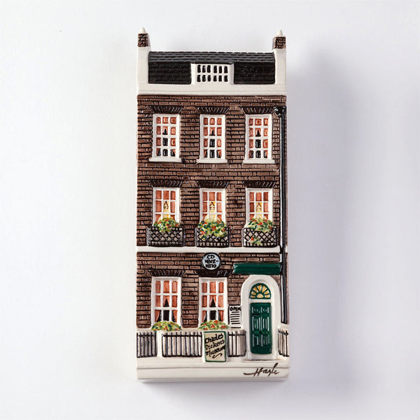 Small Ceramic Charles Dickens Museum