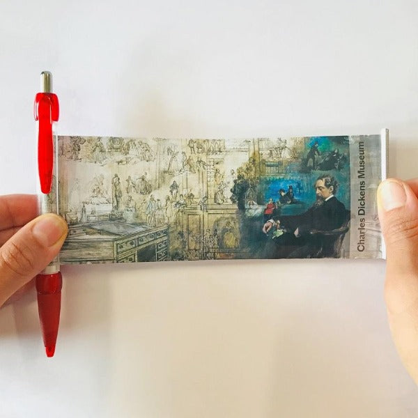 Dickens's Dream Banner Pen - Charles Dickens Museum