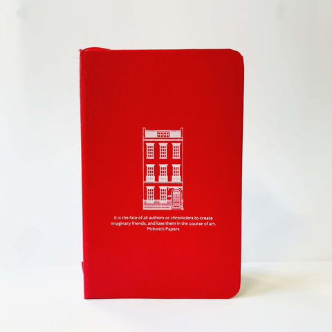 48 Doughty Street Notebook