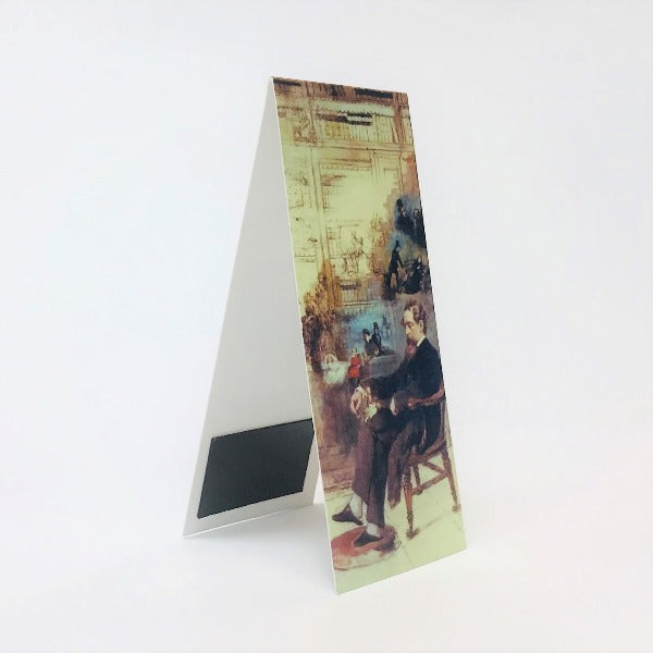 Dickens's Dream Magnetic Bookmark - Charles Dickens Museum