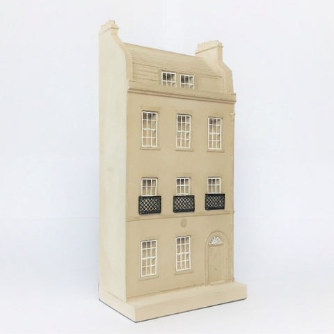 48 Doughty Street Plaster Model