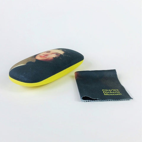 The Lost Portrait Glasses Case