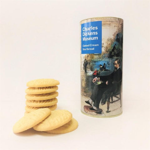 Dickens's Dream Clotted Cream Shortbread