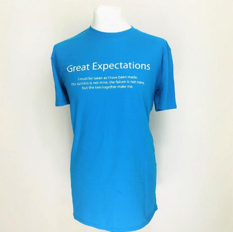 Great Expectations T Shirt Unisex