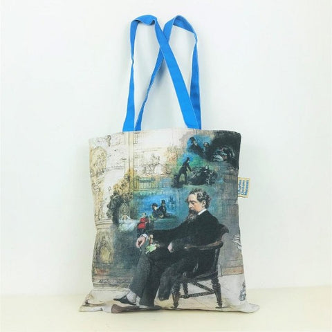 Dickens's Dream Tote Bag