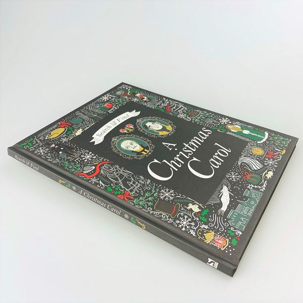 Search & Find A Christmas Carol Picture Book
