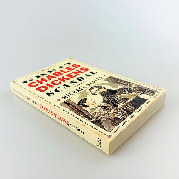 The Great Charles Dickens Scandal by Michael Slater paper back