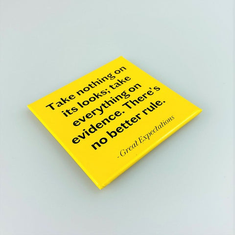 Quote Magnet - Great Expectations