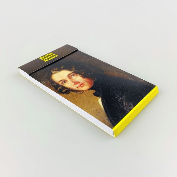 The Lost Portrait Notepad