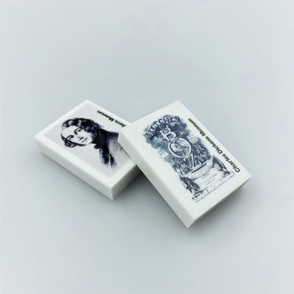 Erasers - Set of 2 - Charles Dickens Museum