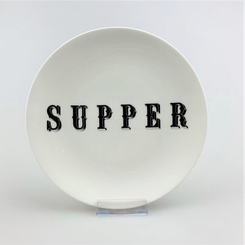 Supper Plate
