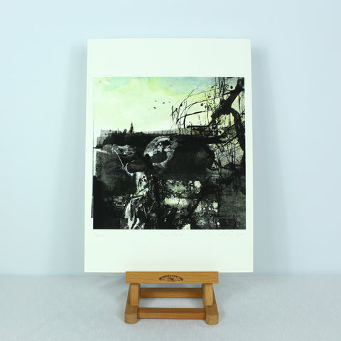 The Well A3 Print