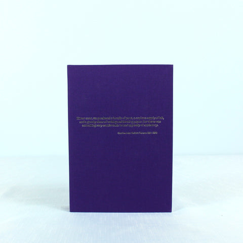Writers Journal - Purple