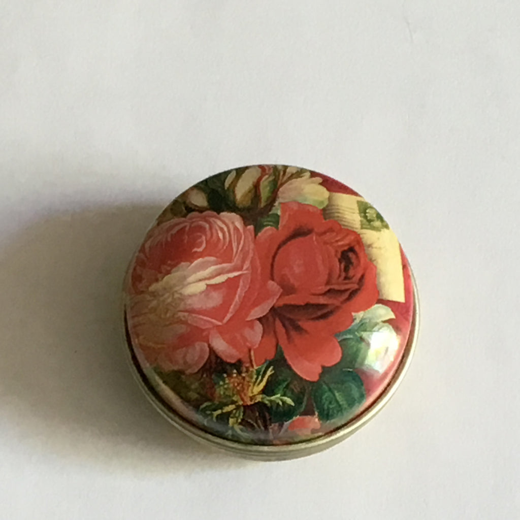 Mini Pill Box Roses
