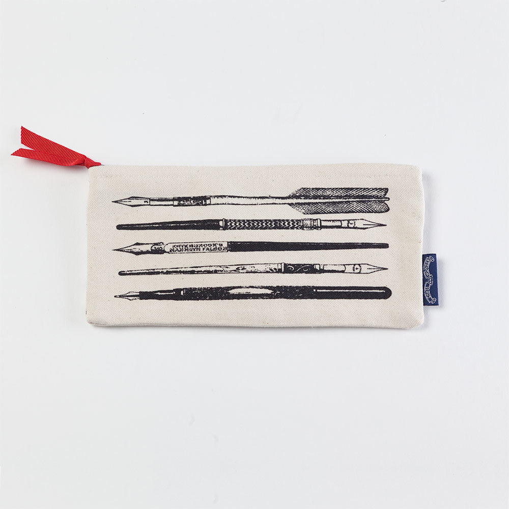 'Pens' Screen Printed Pen Case
