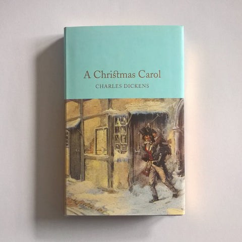 A Christmas Carol - Macmillan Collector's Library