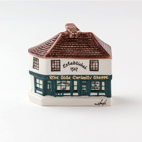 Ceramic Model of The Old Curiosity Shop