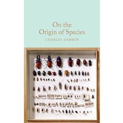 On the Origin of Species by Charles Darwin Macmillan Collector's Library
