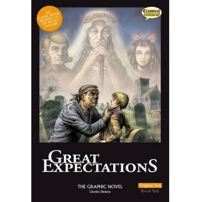 Great Expectations -  The Graphic Novel - Charles Dickens Museum