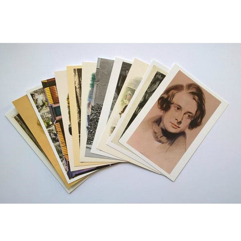 Set of 12 Postcards