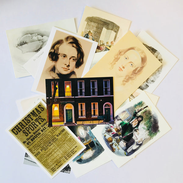 Set of 15 Postcards - Charles Dickens Museum
