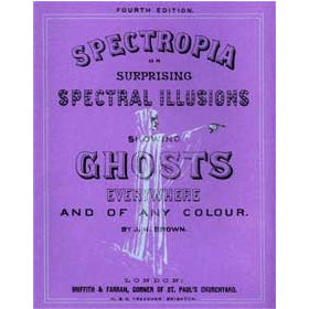 Spectropia: Book of Surprising Spectral Illusions.