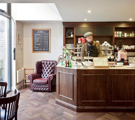 Visit our garden cafe for a delicious array of food and drink