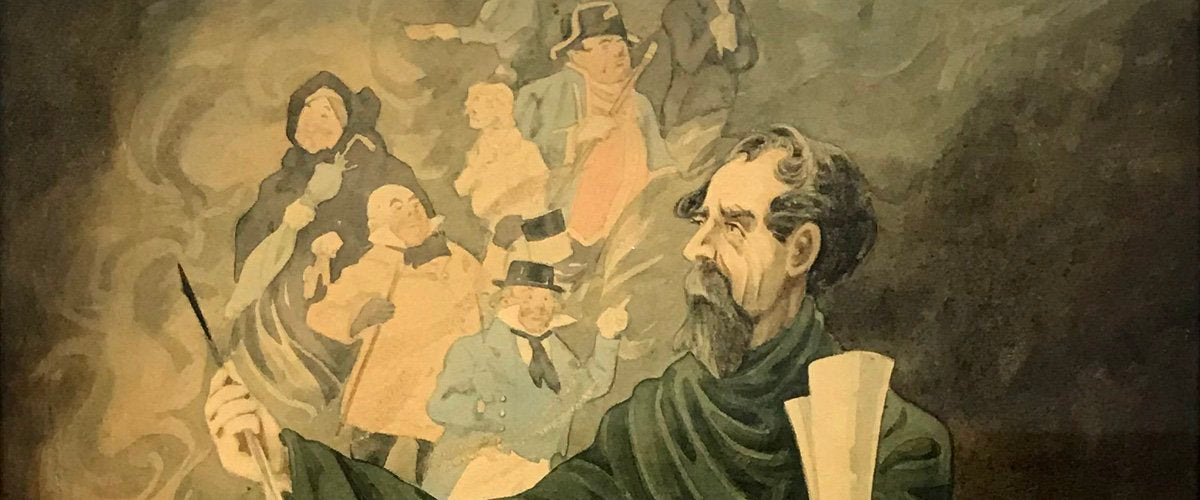 Charles Dickens: Man of Science