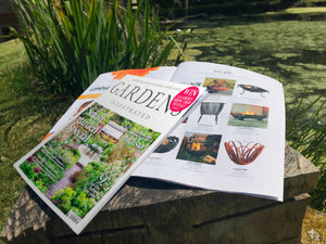 In the press |  Gardens Illustrated August 2019 issue, small garden special
