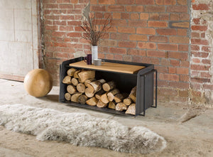 BRUCK Large Steel Console