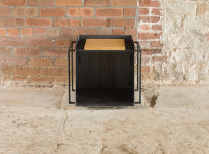 BRUCK Small Steel Console
