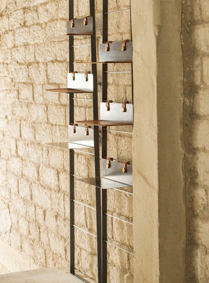 STAKK Steel Display Ladder