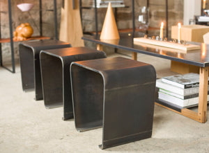 TUN Steel Stool