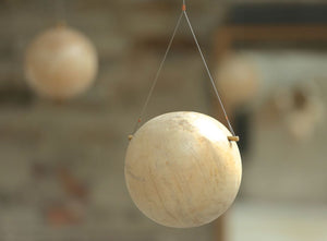 NEVARA Oak Hanging Ball