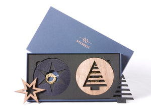 NEVE - tree decoration boxed gift set