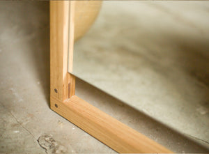 WRAY Solid Oak Mirror