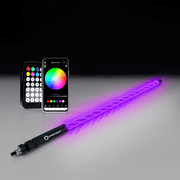 Spectrum LED Whip Spiral
