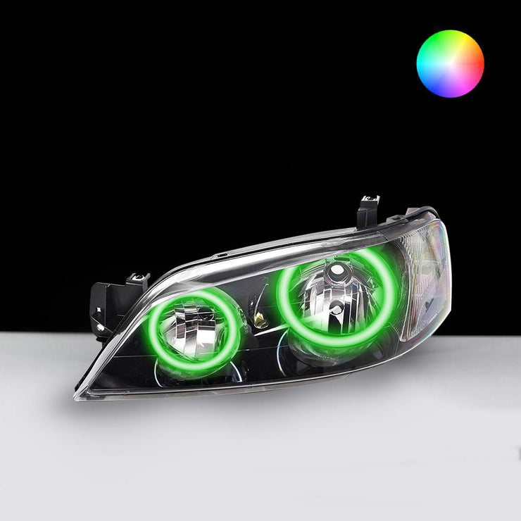 Ford BA/BF XT Spectrum Angel Eyes Headlights
